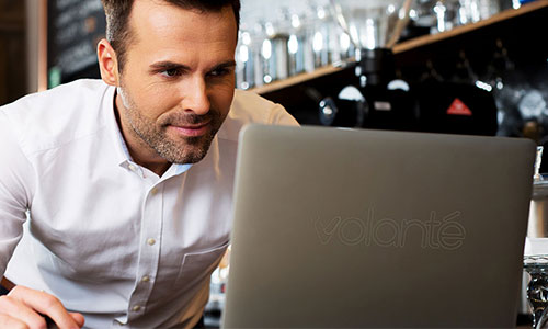 Volanté POS Solutions for Food Service Management Companies