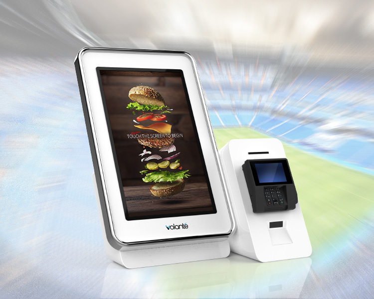 Volanté Stadiums, Events and Attractions POS