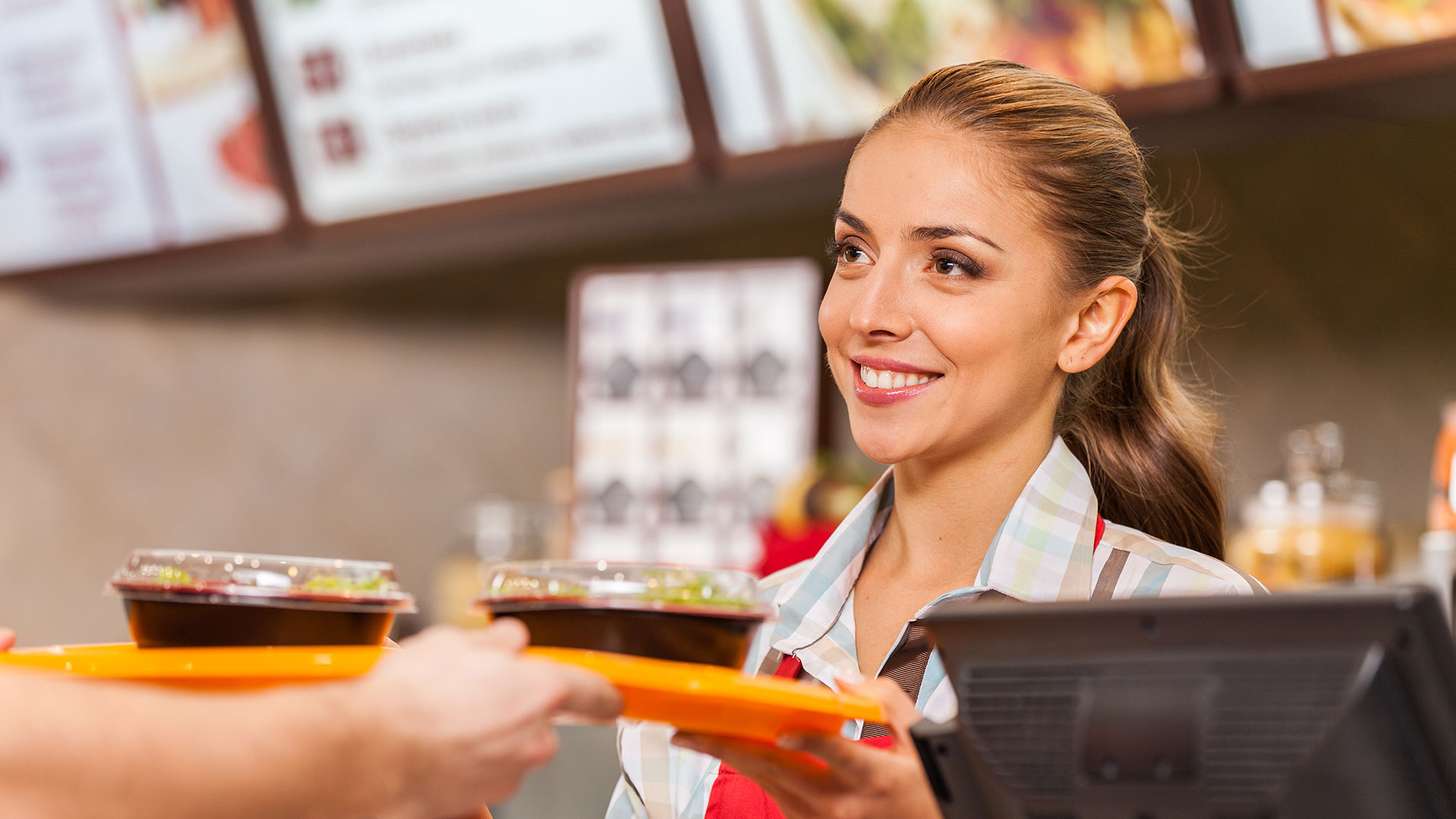 Volanté POS Solutions for Quick Service Solutions