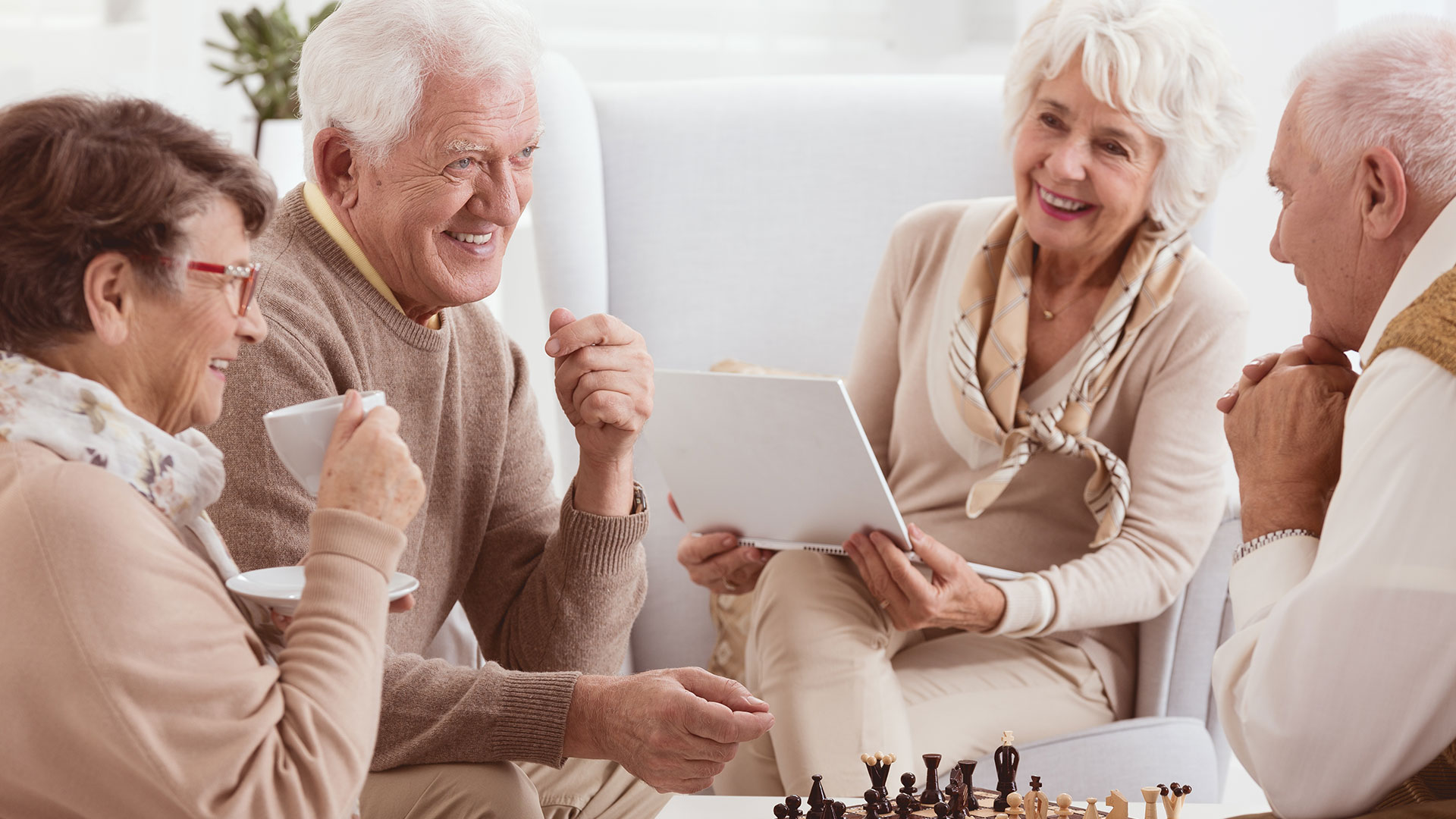 Volanté POS Solutions for Retirement and Senior Living Communities