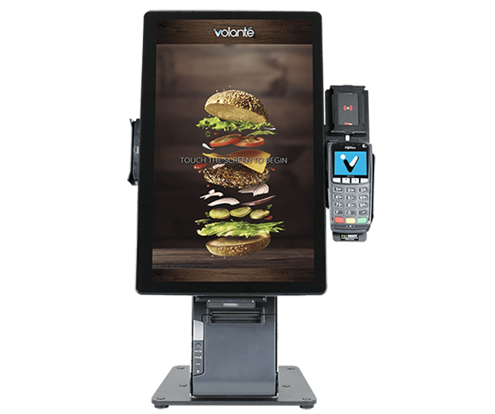 Self Serve Kiosk