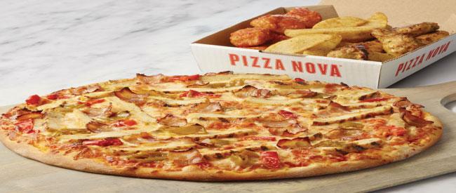 Volanté POS solutions for pizza nova