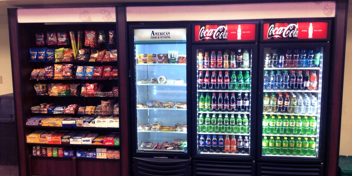 Micro-Market and Self Service Kiosk Solutions at AFV - Volanté Systems
